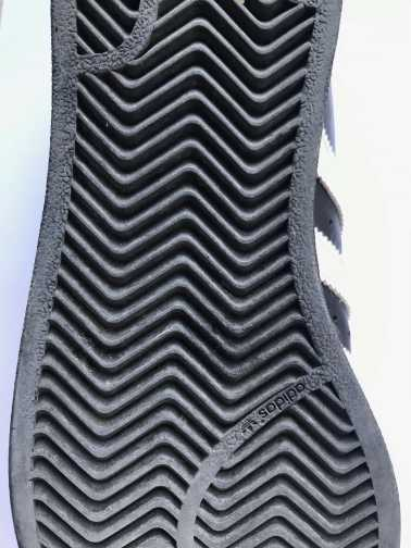 adidas superstar rubber sole