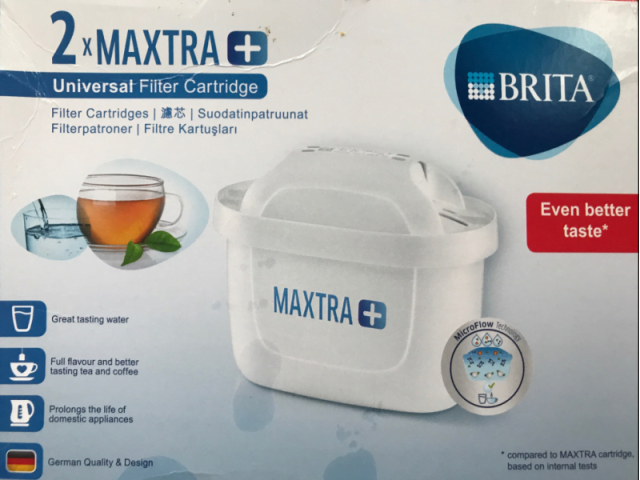 Brita Maxtra Plus Filter Cartridge