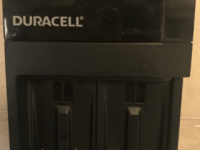 DURACELL CEF14 Battery Charger