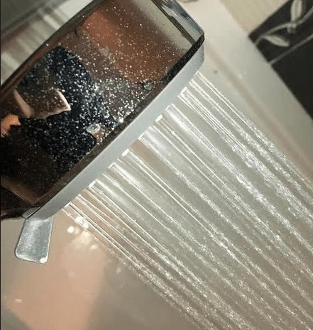 5-Spray Handheld Shower Head Mesh Spray