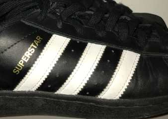 Adidas Superstar Three Stripes